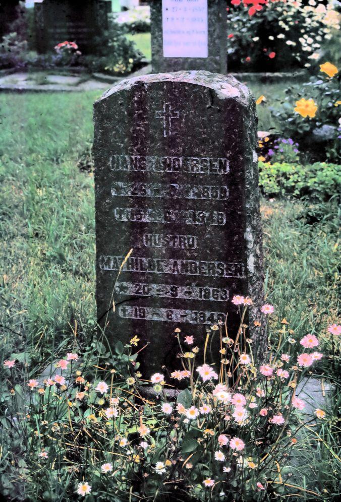 HansAndersenstone
